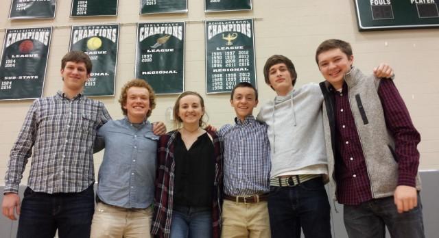 Scholars Bowl – Frontier League Champs