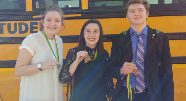 Forensics Results from S.M. South
