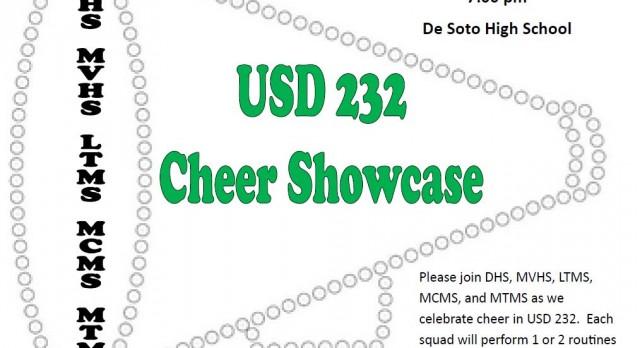 USD 232 Cheer Showcase