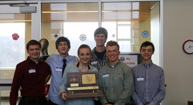 Scholars Bowl Finishes Season 3rd at State!
