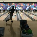 Wildcats showing good bowler's form!!