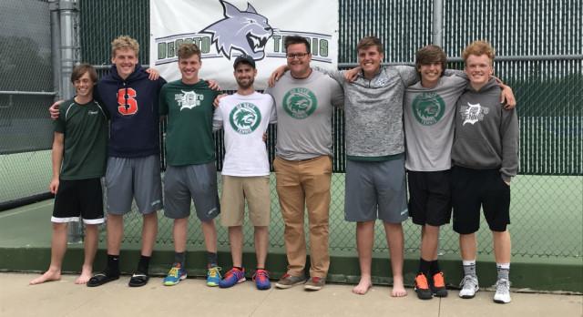 Frontier League Tennis Champs