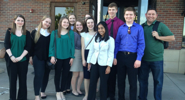 State Forensics Results