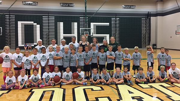 DHS Youth – Mini Basketball Camp