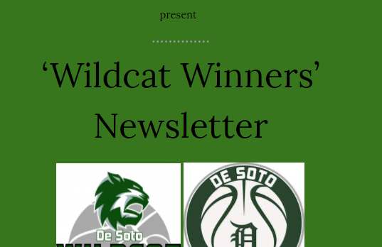 Wildcat Winners Newsletters