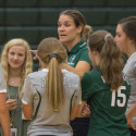 Volleyball Sweeps Olathe West