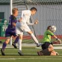 V Soccer vs Louisburg