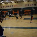 Girls Volleyball Game Evans Vs. Jones