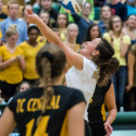 Volleyball – Central vs. West – Photo Gallery