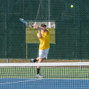 Boys Tennis – Central vs. West – Photo Gallery