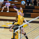 Volleyball – Petoskey at TC Central – Photo Gallery