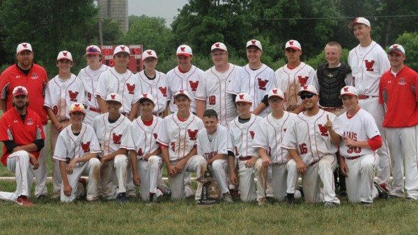 Baseball District Champs