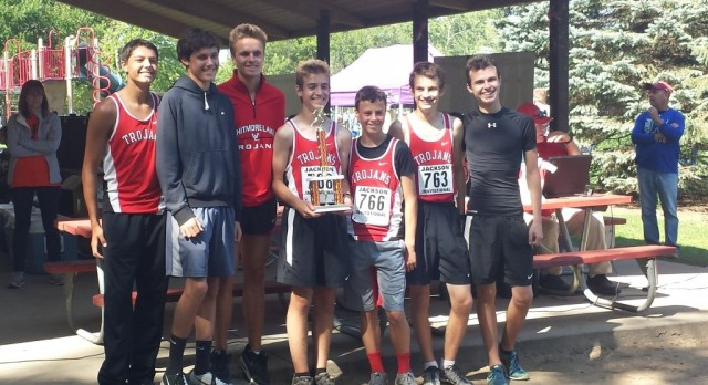 Cross Country has strong showing at Jackson Invitational