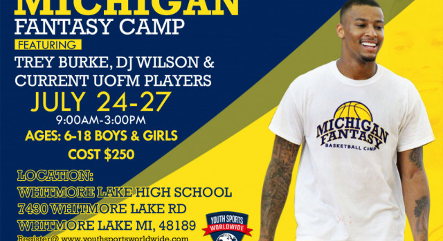 Whitmore Lake to host a Michigan Fantasy Basketball Camp