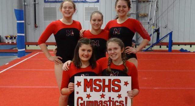 Gymnastics Mini-Camp To Be Held July 18-19
