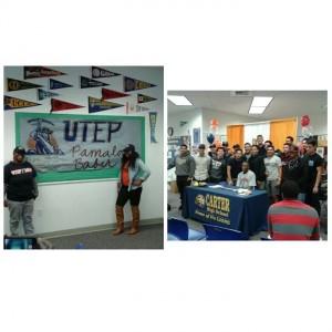 Pamala Baber UTEP Isaiah Davis Fresno St.
