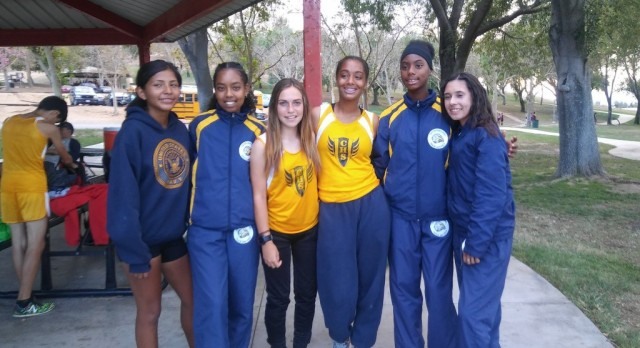 Lady Lions X-Country Wins