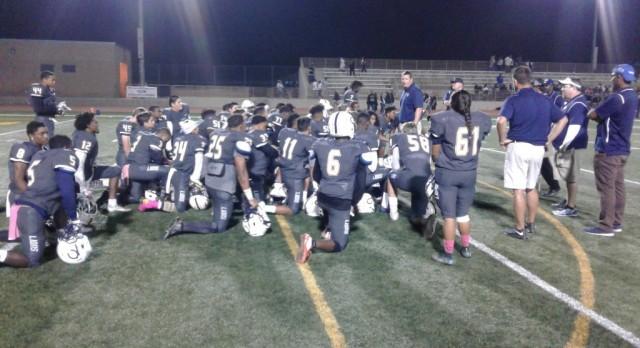 Football Wins vs Citrus Valley HS