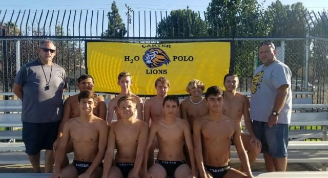 Boys Water Polo WINS!!!!!