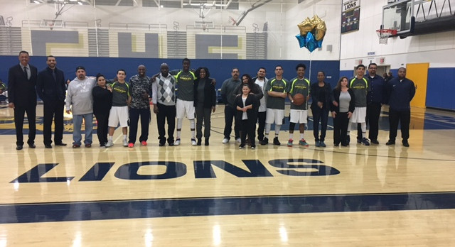 Thank you to our Senior Players