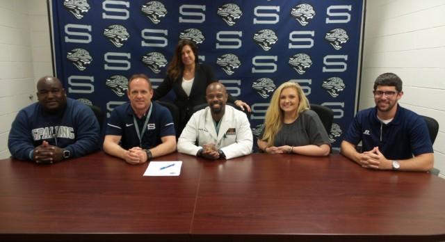 Resurgens Orthopaedics Partners with Spalding High Athletics