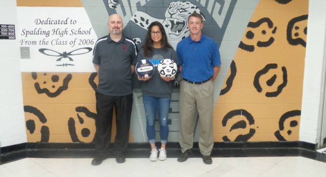 Veronica Harwell Selected for Positive Athlete Award