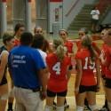 Volleyball vs. Danville