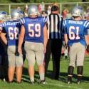 JV Football vs Cloverdale