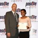 Khayla Robinson – Positive Athlete Georgia Award ceremony