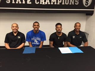 Congratulations to Shiloh's Ben Cross (Selma Univ.) and Malik Chandler (Chattahoochee Tech) basketball signees.