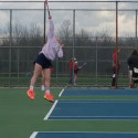 Tennis at New Palestine