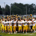 Raider Football Scrimmage Pics