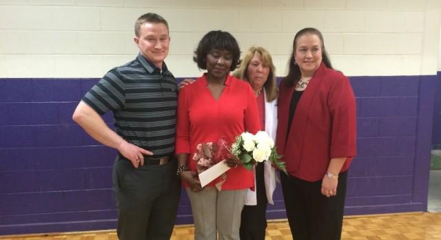 JCHS Honors Cynthia Malone