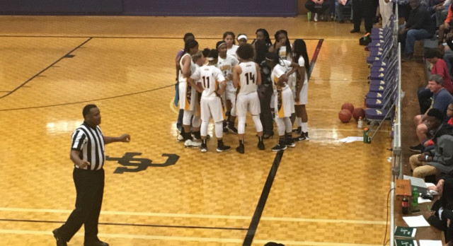 Lady Hounds Beat Monticello