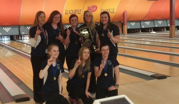 Lady Bowlers Regional Champions