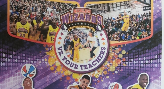 HARLEM WIZARDS COMING TO BRV