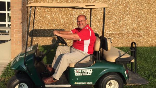 Golf Cart Pic