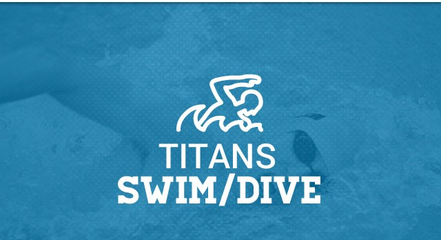 Titan Swimmers Take on the Area's Best at Metros!