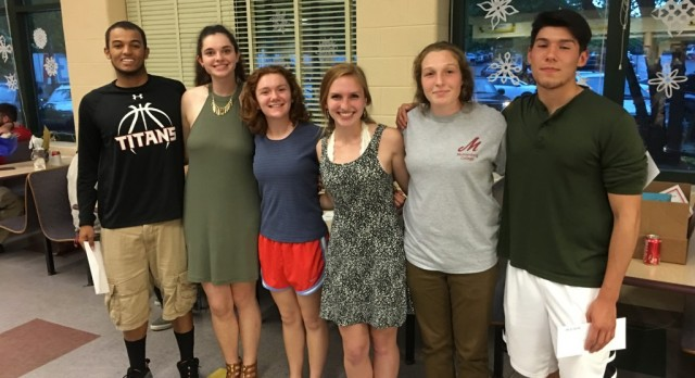 Spring Sports Award Winners!
