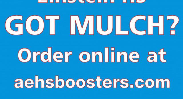 AEHS Booster Club Mulch Sale
