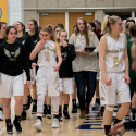 Basketball Girls Playoff v Hillcrest 2017