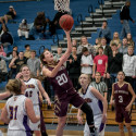 Basketball Girls Quarterfinal v Box Elder 2017