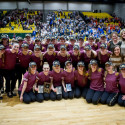 UHSAA 4A State Drill Competition 2017