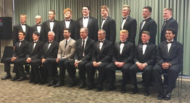 Garred Blanthorn Receives Prestigious Award