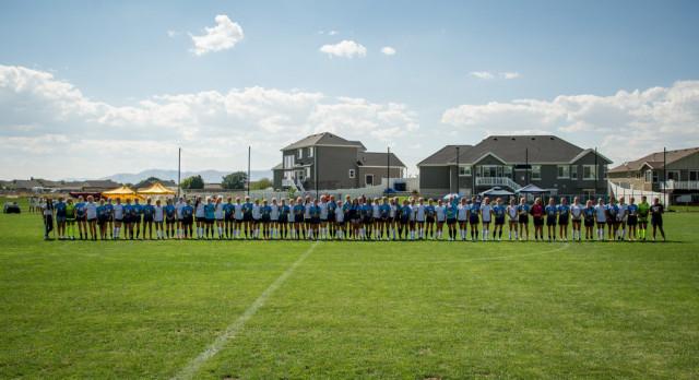 Maple Mountain High School Girls Varsity Soccer beat Salem Hills High School 4-0