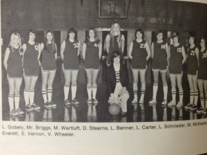 1st Girls Basketball