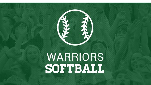 Post Season Honors – Softball