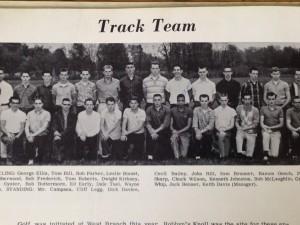 1st Track Team