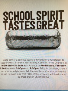 WB Cheer Chipotle