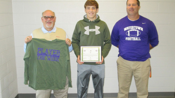 Dalton Tarpley - Purple Tiger Football